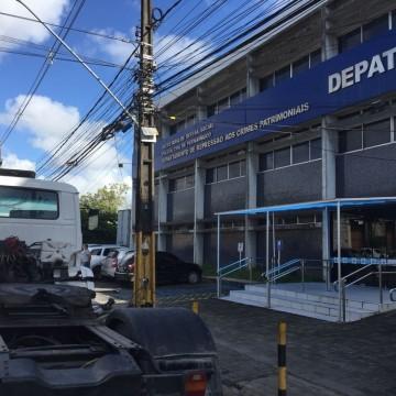 Pernambuco registra 30 meses consecutivos de baixa nos roubos