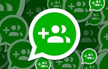 WhatsApp não deixará qualquer pessoa te adicionar a grupos