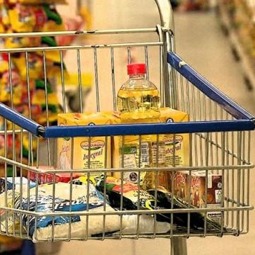 Pesquisa   aponta que o preço da cesta básica no Recife apresenta a  terceira maior queda