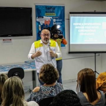 Secretaria de Saúde do Recife esclarece procedimentos com o coronavírus