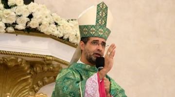 Novo bispo de Caruaru tomará posse neste sábado (21)