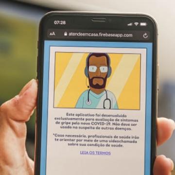 Aplicativos auxiliam na detecção e combate à Covid-19 no Recife