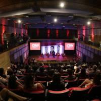 Produção da CBN teve grande participação do público presente