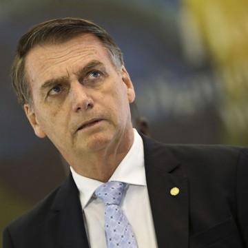 Bolsonaro defende o fim de municípios com menos de 5 mil habitantes