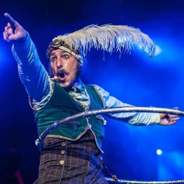 Festival de Circo do Brasil aporta no Recife