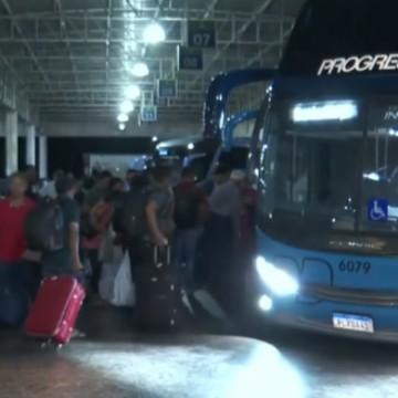 TIP Recife tem reforço nas viagens para o ano novo