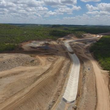 Ramal do Agreste avança em Pernambuco