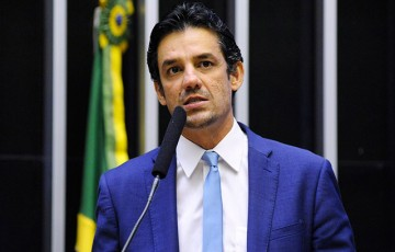 Daniel convida delegada Patrícia Domingos para se filiar ao Cidadania