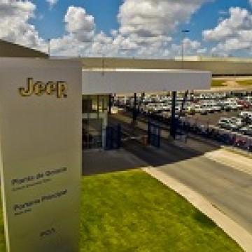 Jeep projeta atingir capacidade de 250 mil veículos, impulsionada pela recuperação do mercado interno