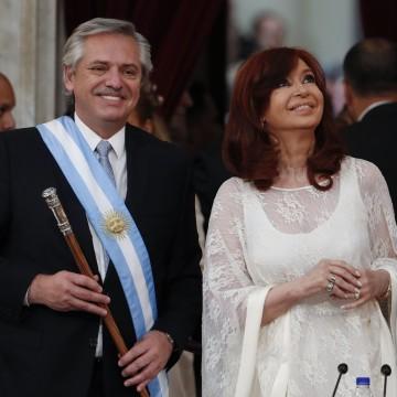 O Presidente da Argentina, Alberto Fernández, disse que o país deve continuar priorizando o Mercosul e que quer fortalecer a relação com o Brasil
