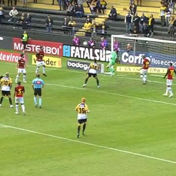 Sport perde para o Criciúma em partida válida pela Série B