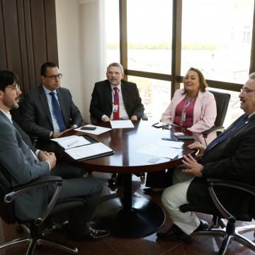 Alepe deve atuar com o IBGE na realização do Censo 2020