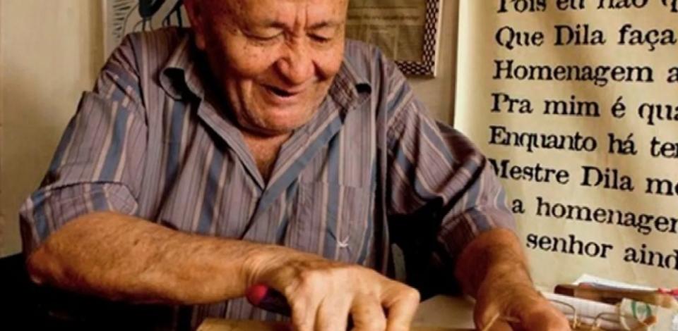 Mestre Dila morre aos 82 anos em Caruaru