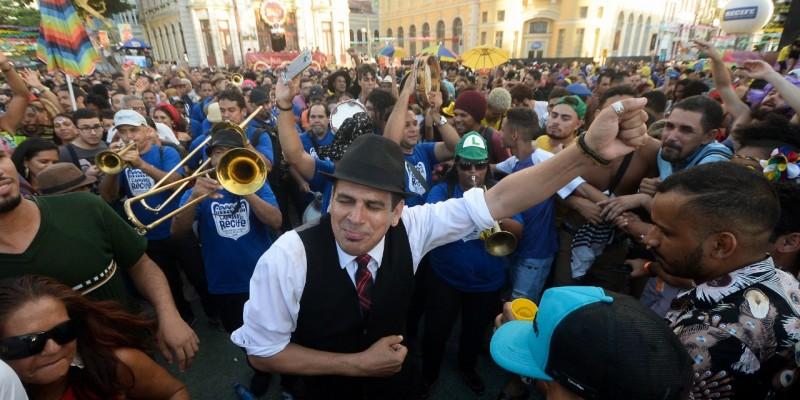 O Pátio de São Pedro também vai ser palco da disputa mais acirrada dos festejos de Momo, onde vão ser eleitas as majestades do Carnaval 2020