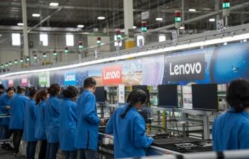 Veja como funciona uma fábrica da Lenovo