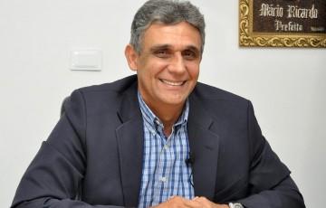 Nota de pesar prefeito de Igarassu Mario Ricardo