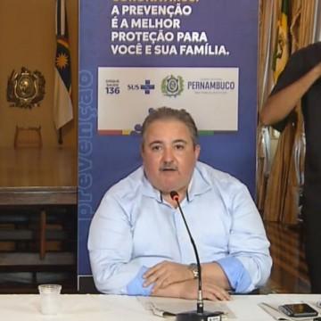'Podemos ter uma catástrofe nacional', diz Longo sobre fim do isolamento