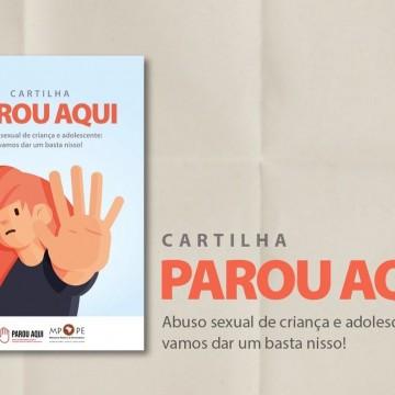 Cartilha apoia no combate a violência sexual contra crianças e adolescentes
