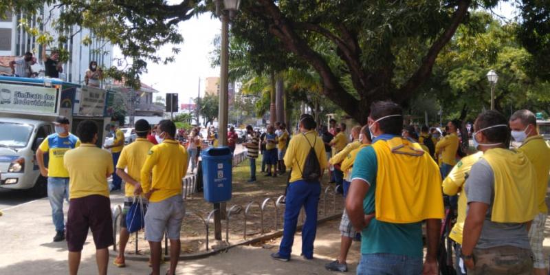 Por meio de despacho, o Tribunal Superior do Trabalho marcou uma audiência de conciliação para esta sexta-feira (11), entre os trabalhadores e a direção dos Correios
