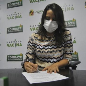 Novo decreto e logística adotada por Caruaru para compra futura de vacinas contra covid-19