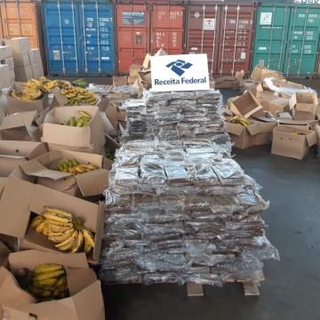 PF deflagra operação de combate ao tráfico internacional de drogas e lavagem de dinheiro
