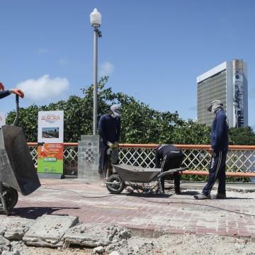 Prefeitura do Recife deve concluir até o final deste ano projeto urbanístico para Cais da Rua da Aurora
