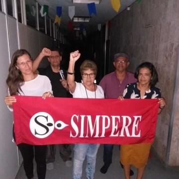 Profissionais da rede de ensino municipal decidem ocupar sede da Prefeitura do Recife por melhores salários