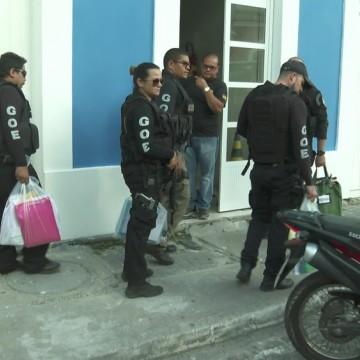 Empresas são suspeitas de lavagem de dinheiro do tráfico de drogas na RMR