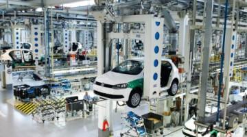 PANDEMIA: Volkswagen do Brasil suspende temporariamente produção
