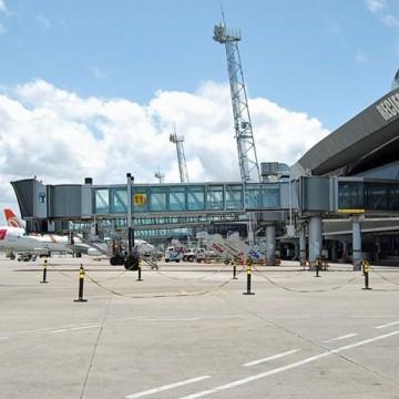 Aeroporto do recife tem maior movimentação do nordeste em fevereiro