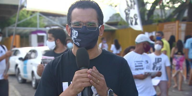 Candidato pela Unidade Popular (UP) destaca como a Frente de Esquerda do Recife pretende enfrentar os desafios da capital pernambucana referentes à saúde, educação, orçamento público e saneamento básico