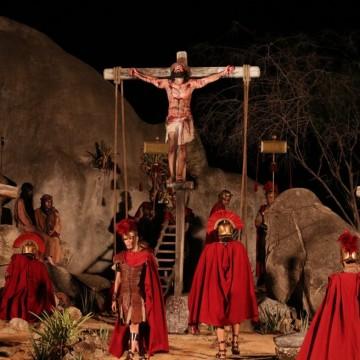 Paixão de Cristo de Nova Jerusalém pode acontecer entre 7 a 12 de outubro deste ano, segundo Robinson Pacheco