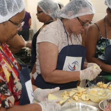 Sesc promove ação no Ceasa para marcar o Dia Mundial da Alimentação