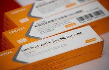 CoronaVac é a vacina mais segura em teste contra o novo coronavírus