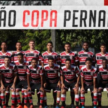 De virada, Santa Cruz vence Náutico e conquista Copa Pernambuco