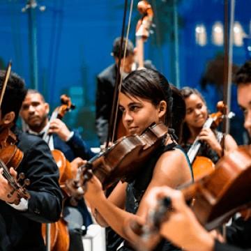 Orquestra cidadã fará recital online a partir desta quarta (05)