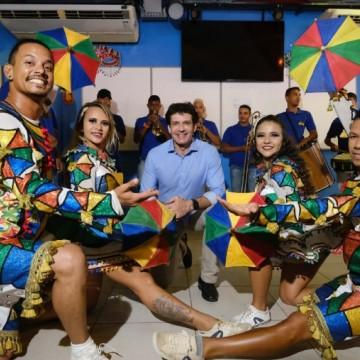 Ministro do Turismo vem ao Recife para visita técnica pré-carnaval