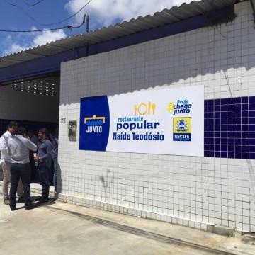 Recife inaugura o 1º restaurante popular totalmente gratuito para população de rua
