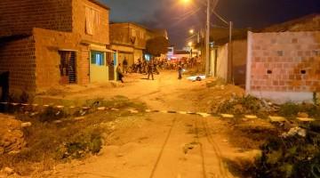 Segundo homicídio do mês de abril é registrado no Bairro José Carlos de Oliveira, em Caruaru
