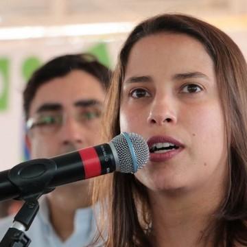 Raquel Lyra destaca ações de combate à pandemia e diz pensar com cautela sobre o São João