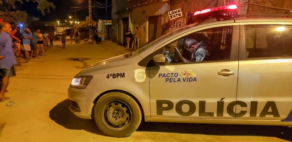 Homem é morto um dia após sair da prisão, no Loteamento Demóstenes Veras, em Caruaru