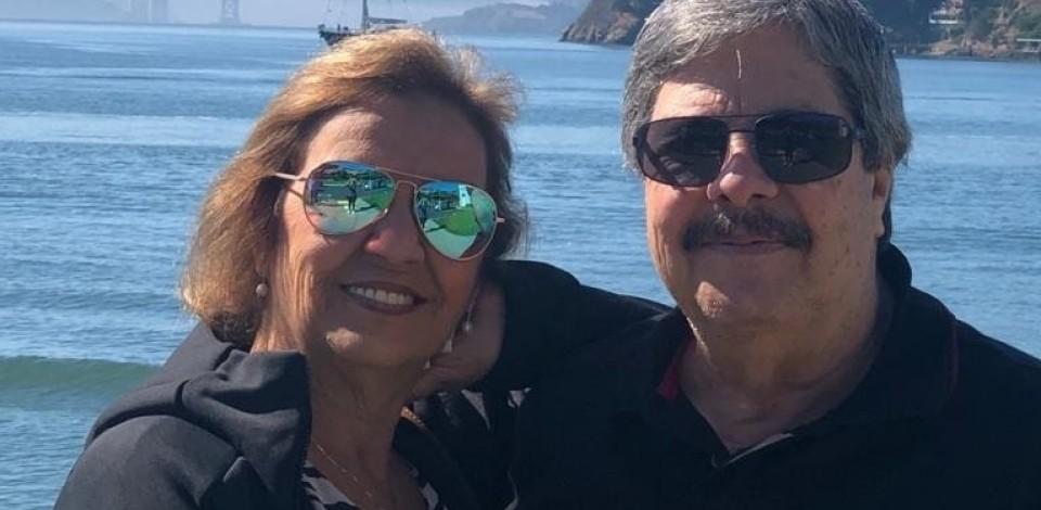 Maria Clara e Geraldo Amorim comemoram Bodas de Carbonato