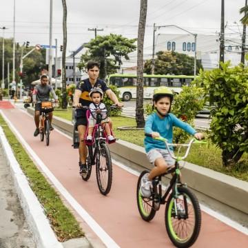 Recife ganha mais uma ciclovia