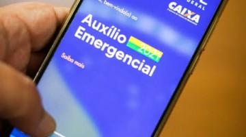 Caixa paga auxílio emergencial a nascidos em março