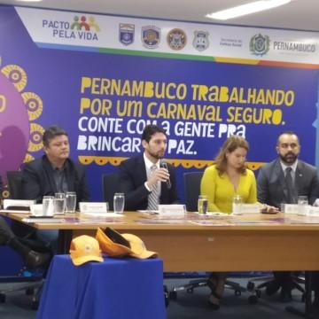 SDS detalha operação de segurança para o carnaval 2020