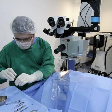 Pernambuco realiza mutirão de córnea