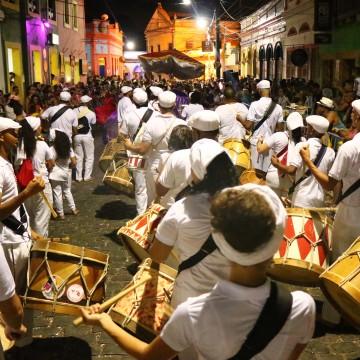 Noite dos Tambores Silenciosos de Olinda acontece nesta segunda (17)