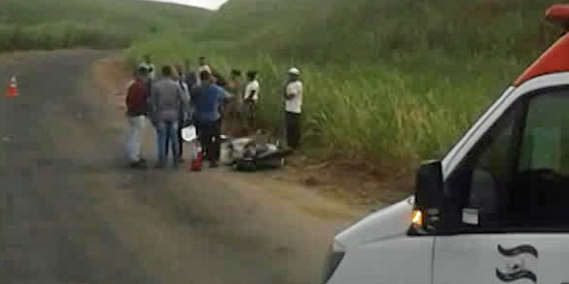A colisão aconteceu em Vitória de Santo Antão, na Mata Sul de Pernambuco