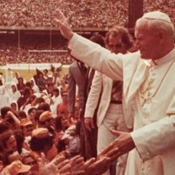 Visita de Papa João Paulo II ao Recife completa 4 décadas