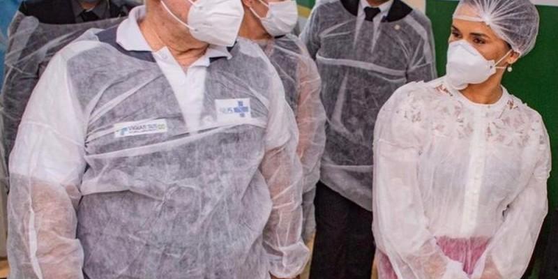 Representante da pasta disse que pretende ajudar a região, que vive um dos piores momentos desde o início da pandemia.